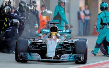 Finis Keempat di GP Rusia, Hamilton: Saya Terpaksa Harus Puas dengan Hasilnya