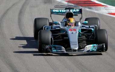 Hanya Tempati Posisi Empat di GP Rusia, Hamilton: Mobil Saya Bermasalah