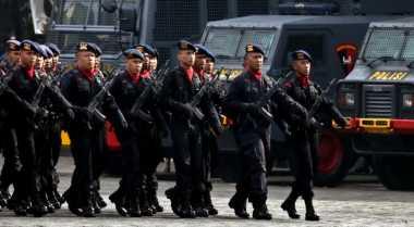 2.213 Personel Gabungan Amankan May Day di Surabaya