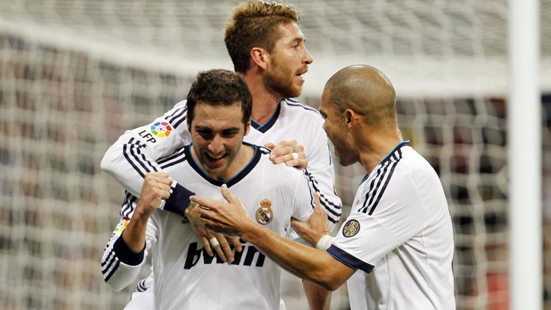 Real Madrid Hadapi Juventus di Final Liga Champions, Ramos: Higuain Takkan Bermain Nyaman!