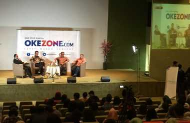 Dukung Penuh New Media Era, Meizu Hadir di Okezone Goes to Campus