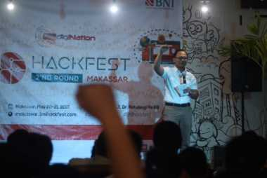 Semangat Membangun Negeri Melalui Teknologi Digital, BNI Gelar Hackfest 2nd Round Makassar 2017