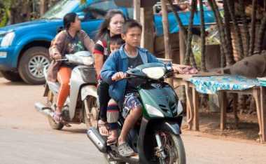 Wah! Negara Ini Ternyata Paling Berbahaya bagi Pengguna Sepeda Motor