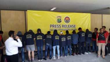 Polisi Pulangkan 126 Pelaku Pesta Seks Gay 'The Wild One' di Kelapa Gading