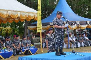 5 Hari, TNI AL Latihan Perang di Selat Malaka