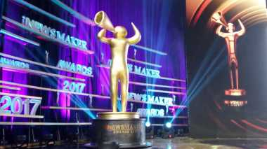 Terima Penghargaan iNews Maker Awards 2017, Kemenpora Sebut Target di Indonesia Open 2017