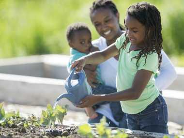 4 Manfaat Berkebun untuk Kesehatan Anak-Anak
