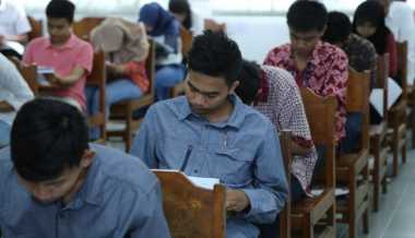 Sebanyak 47.306 Peserta Ikuti Ujian Tulis Masuk UGM