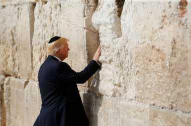 Setelah Israel, Giliran Palestina yang Akan Dikunjungi Presiden Trump Demi Wujudkan Perdamaian