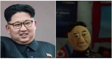 Buat Boneka Kim Jong-un, Desainer Ini Merasa Diintai Korut