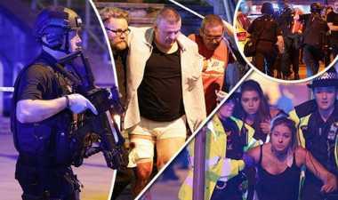 Ariana Grande: 'Selamat Tinggal Manchester!' lalu Bom Meledak