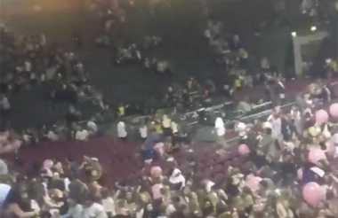 Bom Meledak saat Konser Ariana Grande di Manchester, 19 Orang Tewas dan 50 Luka-Luka