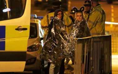 Ini Video Usai Bom Meledak saat Konser Ariana Grande di Manchester