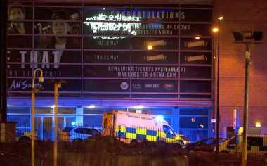 Bom di Konser Ariana Grande, KBRI London Imbau WNI Jauhi Lokasi Ledakan