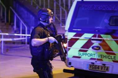 Ini Pernyataan Kepolisian Manchester Terkait Ledakan di Konser Ariana Grande