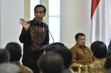 Penuh Kerukunan, Presiden Jokowi: Negara Lain Iri pada Kita