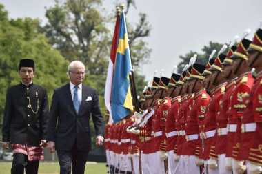 Raja Swedia ke Bandung Naik Kereta Api, Ini Persiapan PT KAI