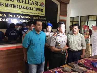 Polisi Tangkap 7 Pelaku Pembunuh Warga Jatiwaringin