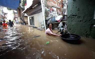 Tolong! 100 Rumah di Langkat Terendam Banjir