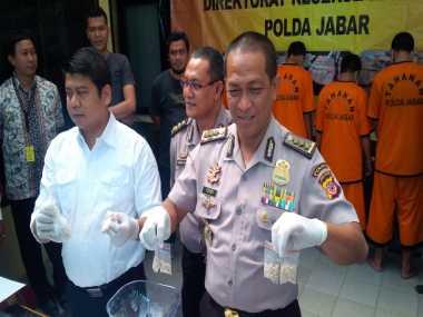 Polisi Bongkar Sindikat Narkoba yang Dikendalikan dari Lapas Cirebon
