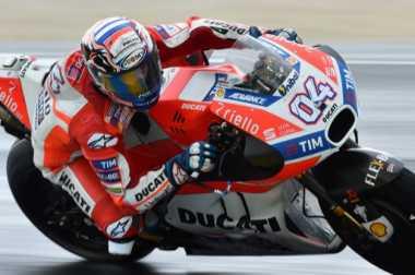Finis Posisi Empat MotoGP Prancis, Dovizioso: Saya Kurang Puas dengan Hasil Balapan