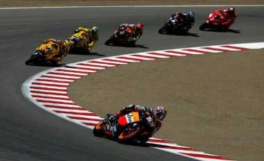 Nicky Hayden Meninggal Dunia, GP Amerika Serikat 2005 Jadi Kemenangan Perdananya di MotoGP