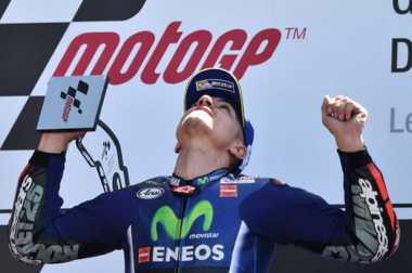 Sport Time: Menang di Le Mans, Ini 5 Penampilan Terakhir Vinales di MotoGP Prancis