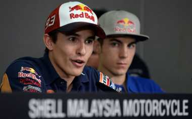 Hingga Seri Kelima MotoGP, Marquez Anggap Vinales Saingan Terberatnya