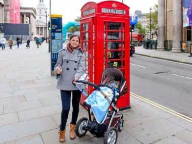 Yuk, Simak Tips Ajak Bayi Jalan-Jalan dengan Nyaman ke London