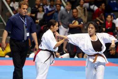 Indonesia Raih Dua Emas dan Tiga Perak di Asian Pasific Championship 2017
