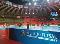 AFC U-20 FUTSAL CHAMPIONSHIP: Kalah dari Thailand, Yori: Angkat Kepalamu Indonesia!