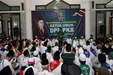 Sebelum Ramadan, Kader PKB Ziarah ke Makam Wali Songo dan Gus Dur di Jawa Timur