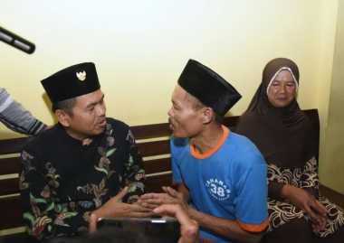 Kang Dedi Mulyadi Sambut Baik Penangguhan Penahanan Didin Pencari Cacing