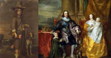 KISAH: Jeffrey Hudson, Kurcaci dari Kerajaan Inggris yang Menentang Perbudakan