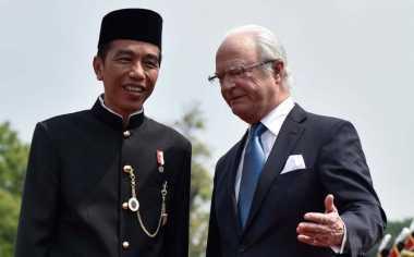 Naik Kereta ke Bandung, Berikut Agenda Raja Swedia Hari Ini
