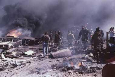 HISTORIPEDIA: 273 Orang Tewas dalam Kecelakaan Udara Terparah di Sejarah AS