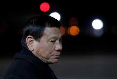 Demi Gempur Militan, Duterte Bersumpah Status Darurat Militer di Filipina akan 'Bengis'