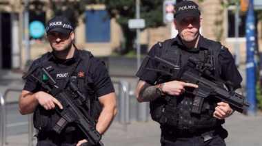 Pasca-Ledakan di Konser Ariana Grande, Militer Inggris Disebar di London