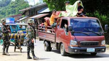 Walau Berstatus Darurat Militer, Para WNI di Marawi Aman