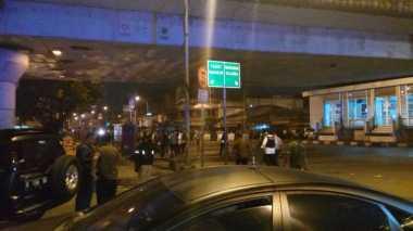 Aksi Teror di Kampung Melayu 2 Hari setelah Bom di Manchester