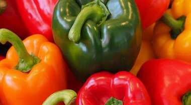 Paprika Jadi Salad, Lebih Suka yang Kuning, Hijau atau Merah?