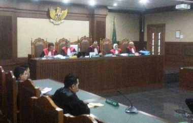 Korupsi Bakamla, Suami Inneke Koesherawati Bersyukur Divonis Lebih Ringan dari Tuntutan