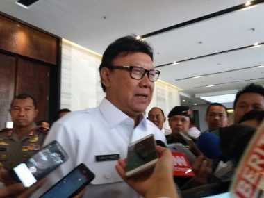 Mendagri: Ahok Mengundurkan Diri sebagai Gubernur DKI Sehari Usai Cabut Banding