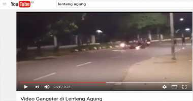 Antisipasi Ulah Gangster yang Meresahkan, Warga Minta Jalan Lenteng Agung Dipasangi CCTV
