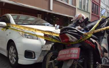 Warga Tak Tahu 'Hilangnya' Motor Pelat Merah di Lokasi Pesta Gay