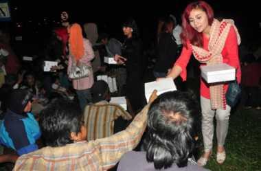 Kapolres Bogor: Daripada Sahur di Jalanan, Mending di Rumah Yatim Piatu