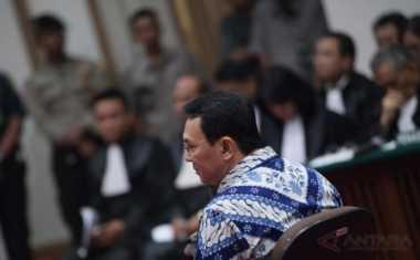 Divonis 2 Tahun Penjara, Ahok Tanda Tangani Surat Pengunduran Diri sebagai Gubernur DKI
