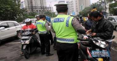 Operasi Patuh, Polda Jambi Temukan 9.131 Pelanggaran dan Sita 500 Motor