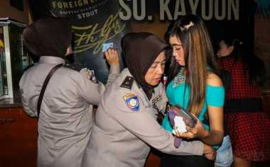 Puluhan Wanita Diamankan dari Tempat Hiburan Malam saat Razia Jelang Ramadan