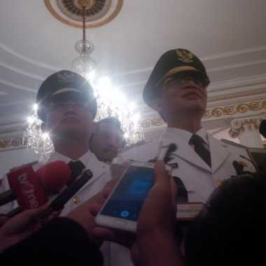 Wujudkan Pemerintahan Antikorupsi, Wahidin-Andika Undang KPK ke Banten
